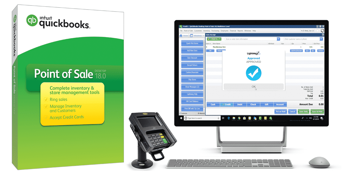 Quickbooks POS Hardware Requirements: A User Manual (Easy Installation)